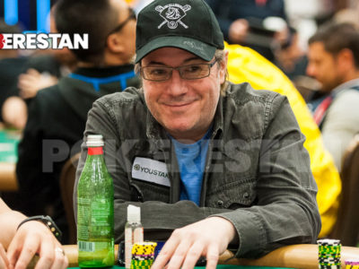 جیمی گلد از بازیکنان پوکر