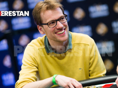 کریستوف وگلسنگ - از بازیکنان پوکر