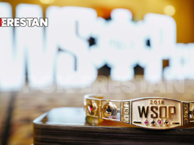 دستبند طلای WSOP در پوکر